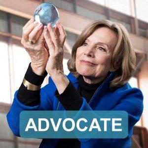 Sylvia Earle - ocean advocate